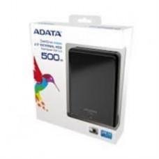 """G248 AHV620-5006V ADATA EXT 500GB 2.5"""" USB 3.0 WHITE"""