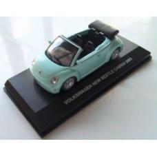 M1330 ED840121 Volkswagen New Beetle Cabrio 2003 1:43
