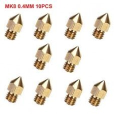 G486 ANET BRASS NOZZLE 4MM