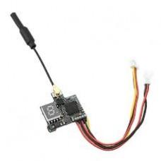 G583 1114204 VTX02 SUPER MINI 5.8G 40CH 200MW FPV RANSMITTER FOR RC