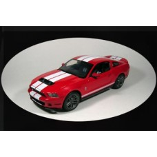 FORD SHELBY GT500 TORCH 1:18
