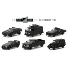 M1414 GR27930 BLACK BANDIT SERIES 1:64