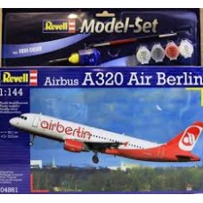 K185 REV64861 AIRBUS A320 AIR BERLIN 1:144