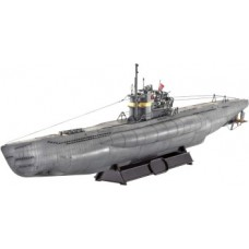 K319 REV05100 U-BOAT TYPE VIIC/41 1:44