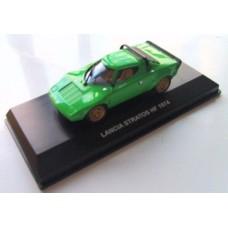 M1328 ED800821  Lancia Stratos Hf Green 1974  1:43