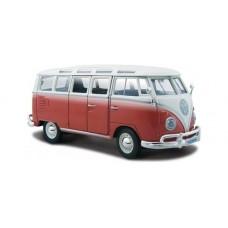 M133 MAI31956 VW SAMBA VAN 1:24