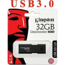 G191 DT100G3/32GB KINGSTON 32GB USB3