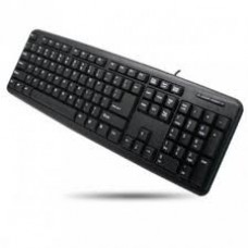 G117 PS2 FRENCH WHITE KEYBOARD