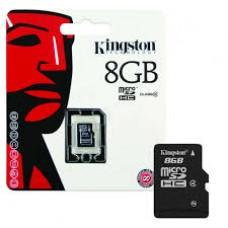 G157 KINGSTON MICRO SD CARD 8GB
